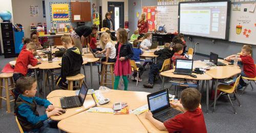 Educação e Aprendizado Inovadores
